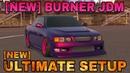 Updated Burner JDM Ultimate Setup Test Drive Toyota Chaser CarX Drift Racing