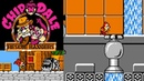 Chip 'n Dale Rescue Rangers NES