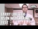 Larry Labtech QSUN Test