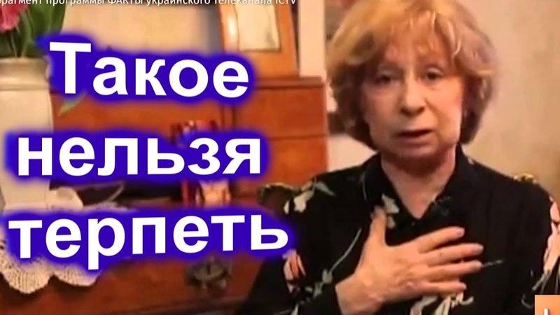 Лия Ахиджакова прокоментировала Малахова и Джигарханяна
