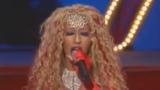 Christina Aguilera, Lil' Kim, Mya Pink Lady Marmalade (Live at the MTV Movie Awards 2001)