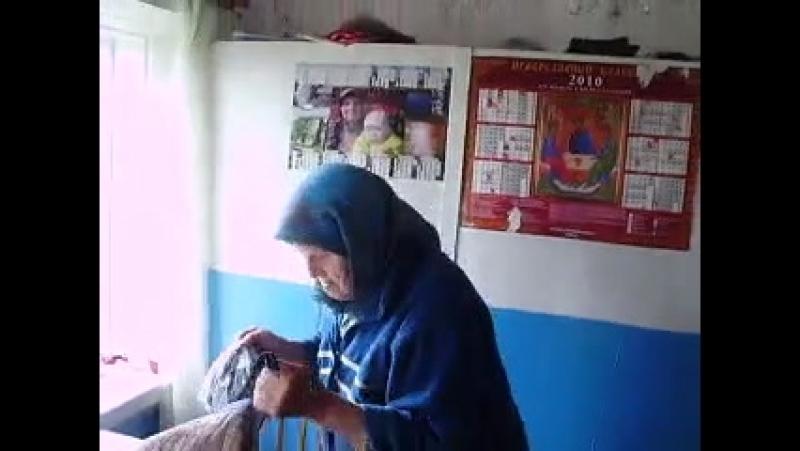Бабу Фима. лето, 2010 год.