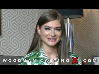 русская на кастинге у вудмана Woodman Casting Sarah Sultry 2018 порно DP, Anal,