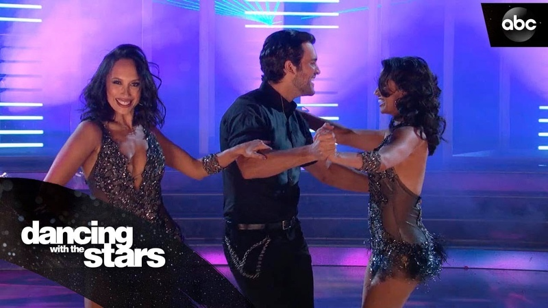 Juan Pablo Cheryl's Cha Cha – Dancing with the Stars