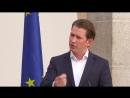 Bayern und Österreich erhöhen mit Schulterschluss Druck auf Merkel