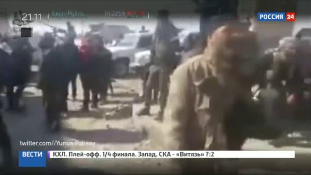 Новости на Россия 24 • Сирия от боевиков зачищен город Эль-Баб
