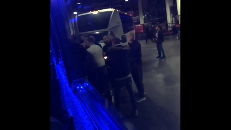 Conor McGregor Arrives in Brooklyn For UFC 223 and