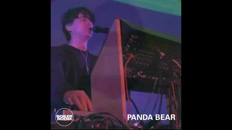 Boiler Room New York: Panda Bear