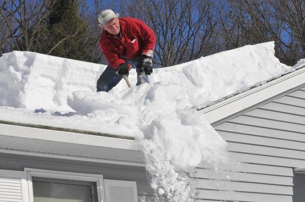 Внимание, снег! Руководителям организаций, предприятий, учре
