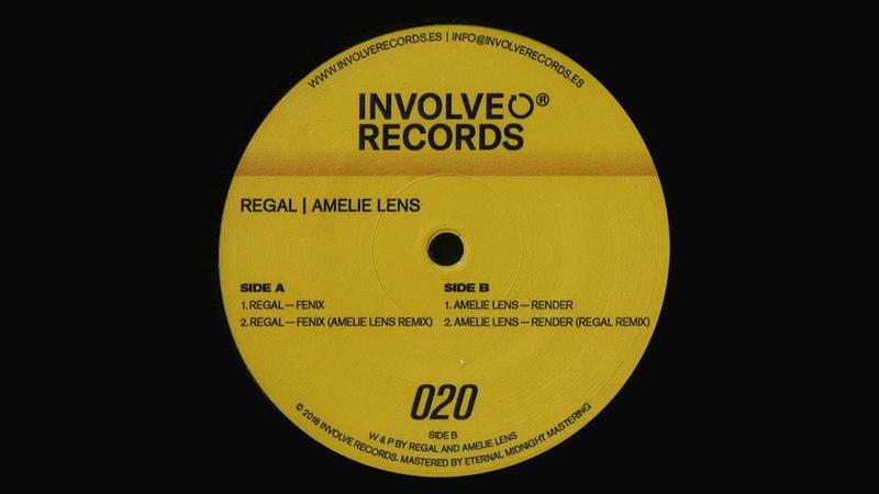 Regal - Fenix (Amelie Lens Remix) [INV020]