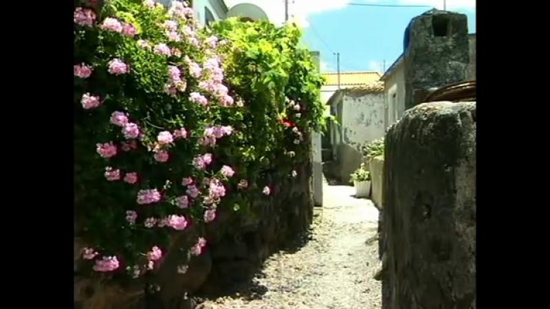 Мадейра и Порту-Санту из серии Золотой глобус