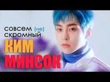 Совсем (не) СКРОМНЫЙ КИМ МИНСОК EXO XIUMIN K-pop Ari Rang