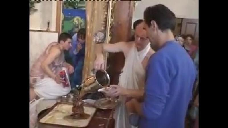 Абхишека. Нарасимха Чатурдаши (2007). Сухарево. 2 - часть. ( 240 X 316 ).mp4