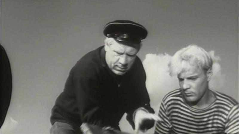 Юнга со шхуны Колумб. (1963г.).