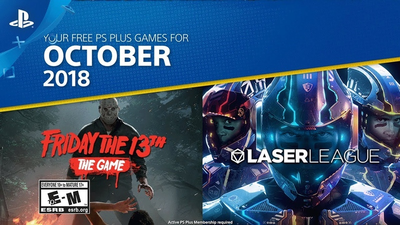 PlayStation Plus - Free PS4 Games Lineup October 2018 | PS4