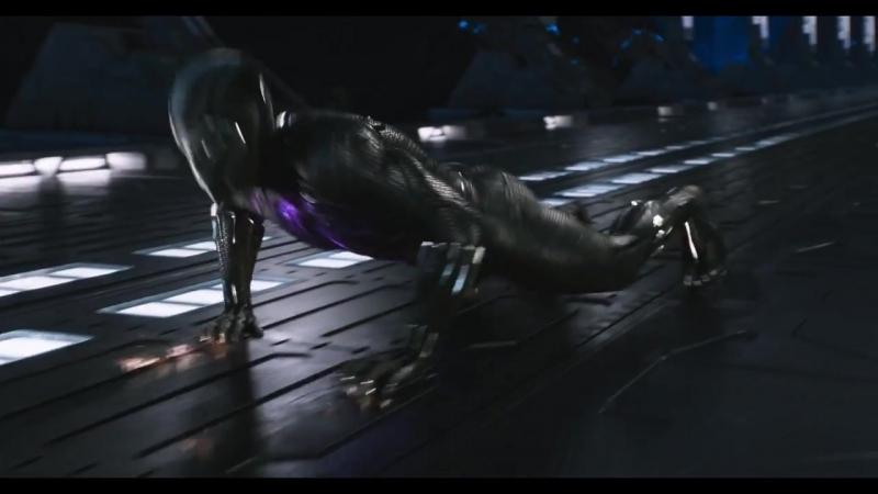 Black Panther - VFX Breakdown - DNEG