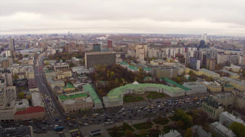 Новый корпус НИИ Склифосовского