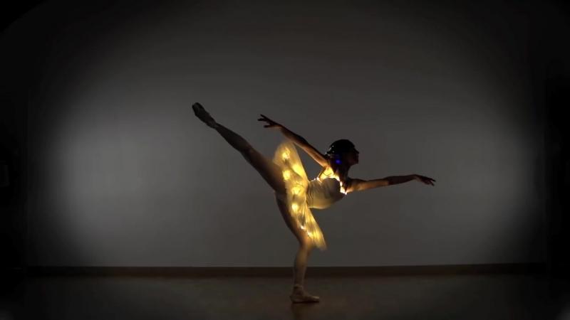 SLs LED Light Ballerinas Showreel