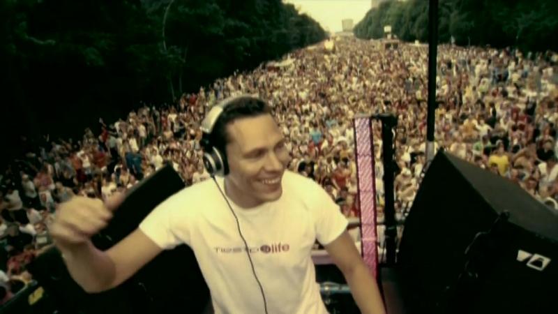 Dj Tiesto - Dance4life (feat. Maxi Jazz)