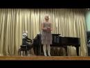 Концерт ко Дню Учителя 5 октября 2018