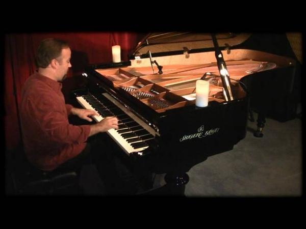 Joe Bongiorno performs - The End of the Road (Mabel's Song) Shigeru Kawai SK7 - solo piano