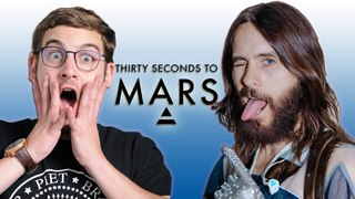 Sep meets Jared & Shannon Leto - 30 Seconds to Mars