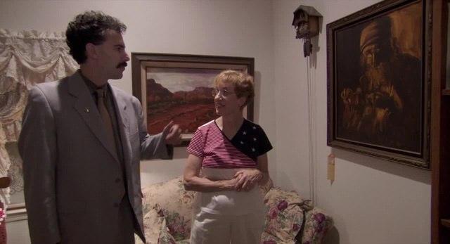 У меня много картин с евреями