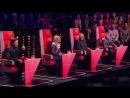 Голос (08.11.2013) Сезон 2 выпуск 10