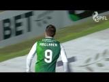 Jamie Maclaren Goal 1-1 Hibernian vs Aberdeen