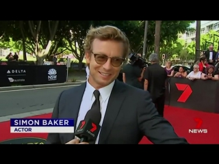 Simon Baker - AACTA RC
