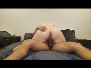Pawg riding bbc - big ass butts booty tits boobs bbw pawg curvy mature milf
