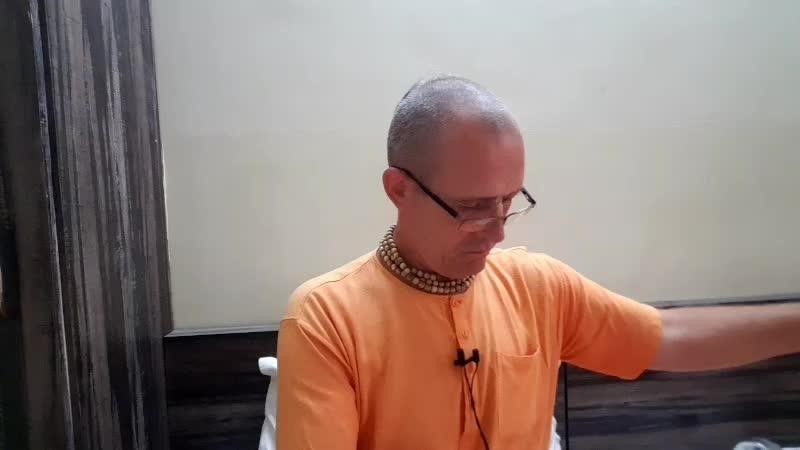 Шримад Бхагаватам только для вайшнавов 1.19.24