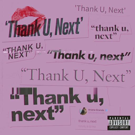 Альбом Ariana Grande thank u, next