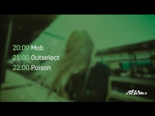Mob / Outselect and Poison - Live @ No Rules / Fat Vibez (02.07.2018)