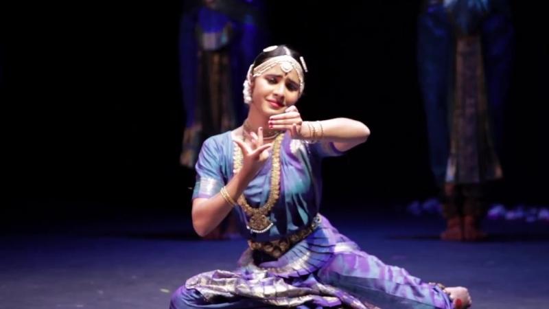 Varnam Shri Govinda Kamalanatho by Rangoli Dancers