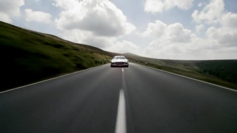Chris Parker - Symphony (Mersedes Sls Amg drive video)
