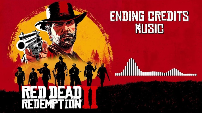 Red Dead Redemption 2 Official Soundtrack - Ending Credits Music | HD (With Visualizer)