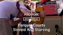 Parquet Courts - Stoned and Starving - Pitchfork Music Festival 2013