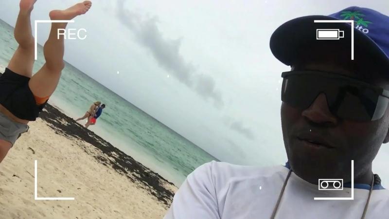 Vlog 1 Dominikana Дельфины