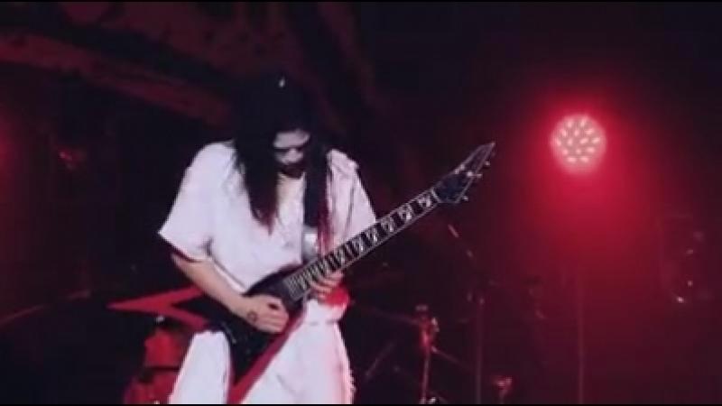 KAMI Guitar with Arrow EII 7's