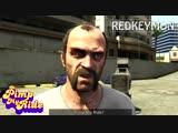 Лучшие трюки и смешные моменты из GTA 5 - STUNTS FAILS