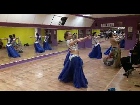 Rehearsal show balet Amar- Surage