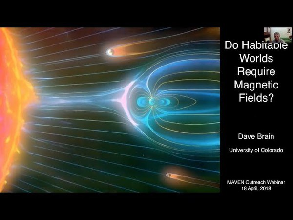 Do Habitable Worlds Require Magnetic Fields?
