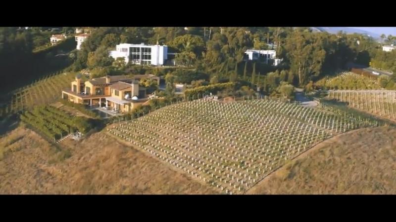 Средиземноморский вдохновленный дом с територией виноградника 5941 Kanan Dume Ro