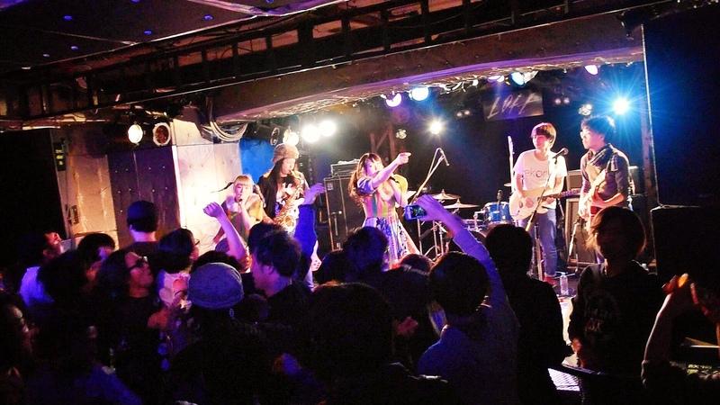 2015.02.10 おやすみホログラム / note(おやホロバンドver.) @新宿LOFT