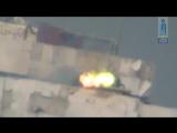 Сирия 11.01.18: снайпер бармалеев попал в ПТУР Конкурс САА, г. Ирбин, восточная Гута.
