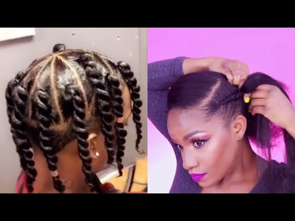 💛Amazing Natural Hair Transformation 2018💙