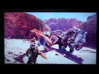 Древний Единорог Кирин станет одним из существ игрового мира Monster Hunter: World