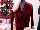 Бархатное платье с мраморным переливом. обзор