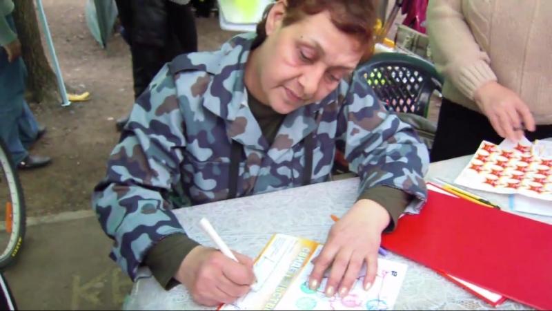 2013.04.06-07 Одесская Сотка, ПРЫВЭЭЭТ